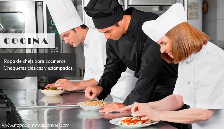 Ropa de trabajo online Cocina